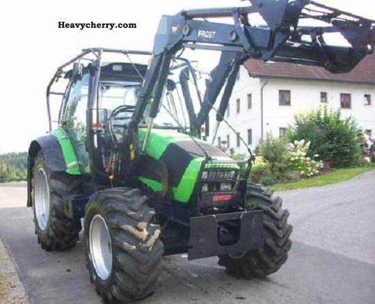2011 Deutz-Fahr  1 3 0 Agricultural vehicle Tractor photo