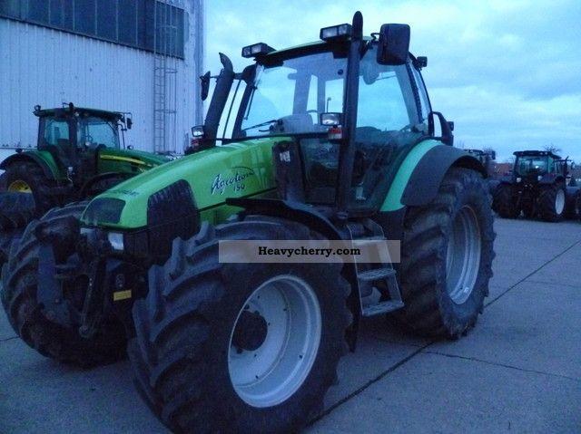 1999 Deutz-Fahr  Agrotron 150 MK2 Agricultural vehicle Tractor photo