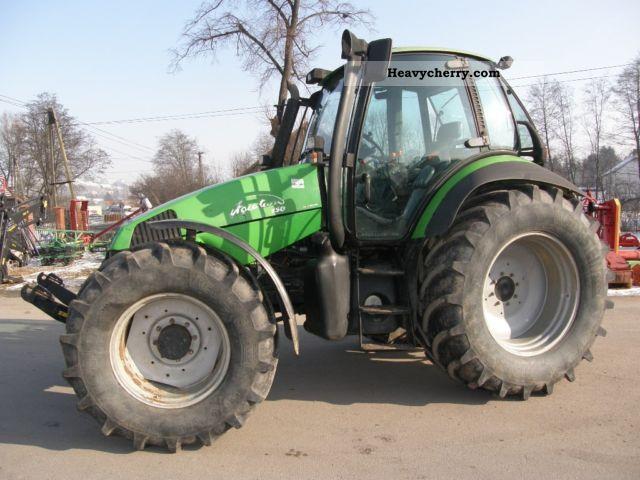 1997 Deutz-Fahr  Agrotron 150 + + TUZ WOM Agricultural vehicle Tractor photo