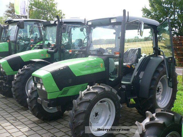 2011 Deutz-Fahr  Agroplus 320 DT 3 Agricultural vehicle Tractor photo