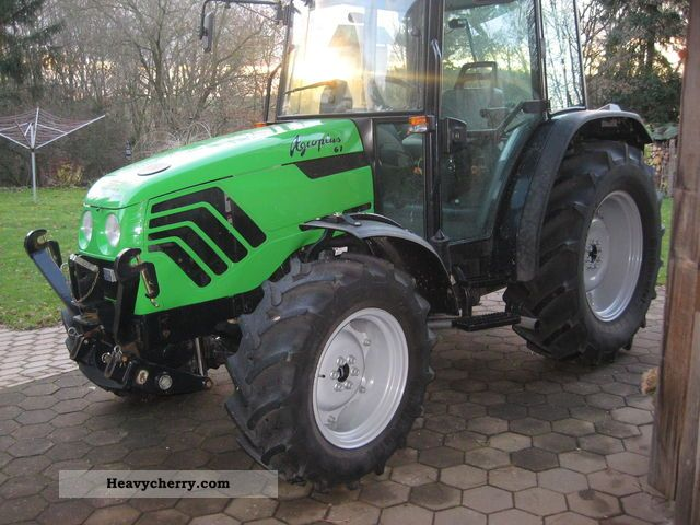 2007 Deutz-Fahr  Agroplus 67 Agricultural vehicle Tractor photo