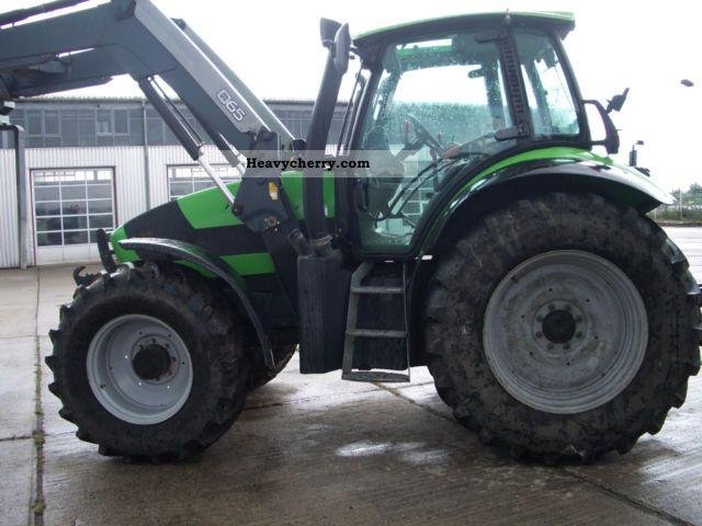 2005 Deutz-Fahr  AGROTRON 165 TT-5 Agricultural vehicle Tractor photo