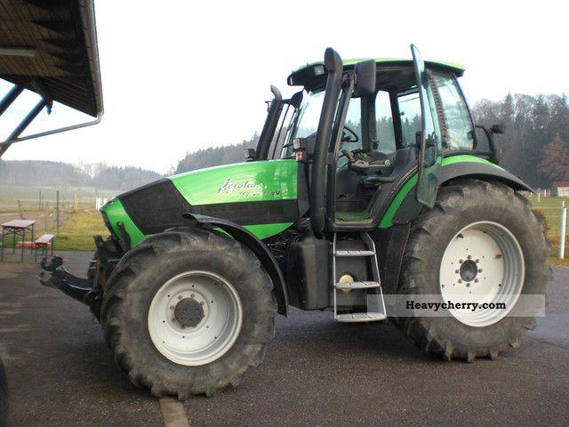 2004 Deutz-Fahr  Agrotron 1160 Agricultural vehicle Tractor photo