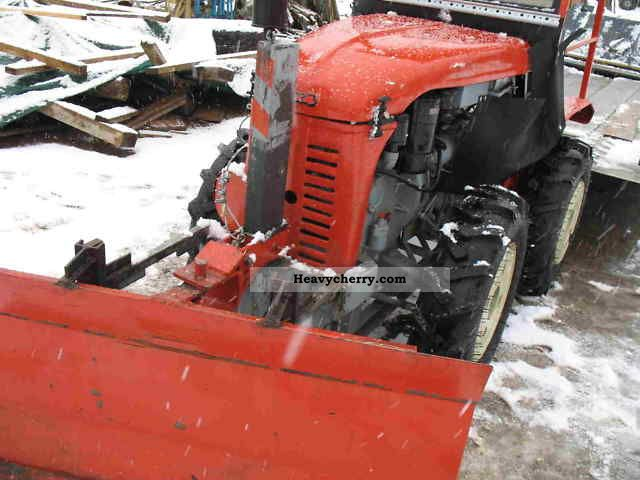 1952 Carraro  ERON Meroni D 18 DT/4RM Allrad/4WD tractor Agricultural vehicle Tractor photo