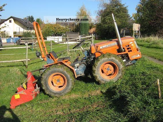 1984 Carraro  Supertigre 4000 Agricultural vehicle Tractor photo