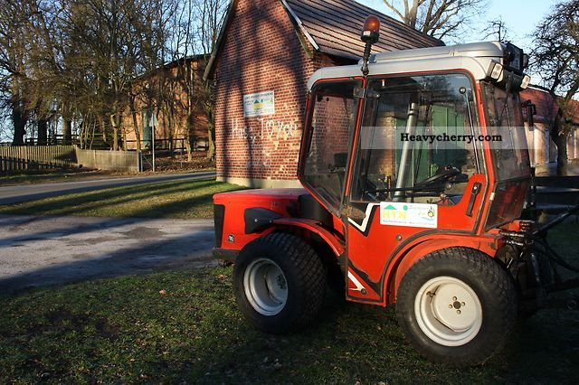 1999 Carraro  Tigretrac HST Agricultural vehicle Tractor photo