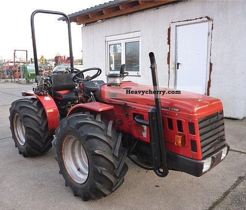 2011 Carraro  Tractor CARRARO + + III supertigre Agricultural vehicle Tractor photo