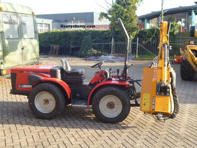 2000 Carraro  HST4400 Agricultural vehicle Farmyard tractor photo