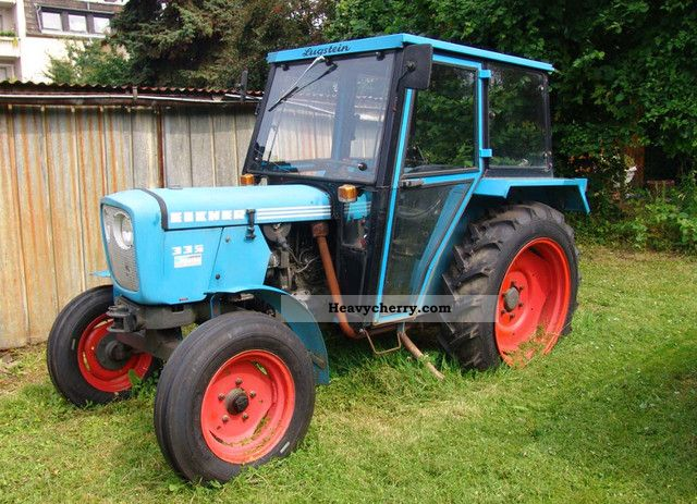 1983 Eicher  3055 A 335 tractor garage Agricultural vehicle Tractor photo