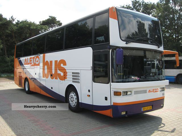 1992 EOS  100 / Van Hool T915 - NEW STOFFIERT! Coach Coaches photo