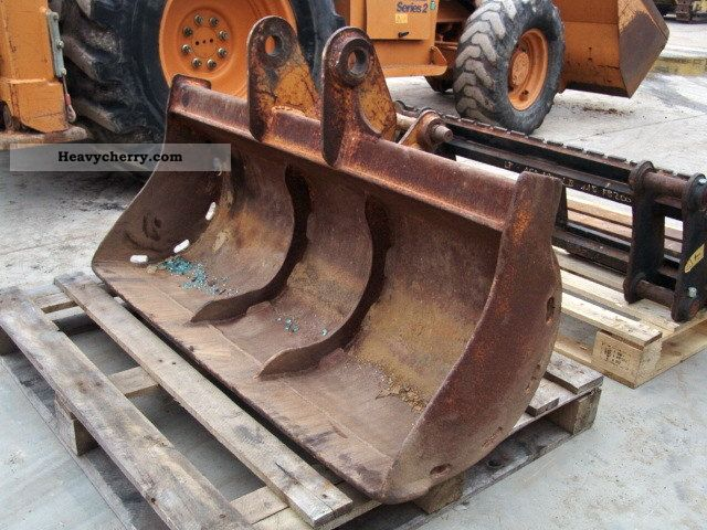 2011 Case  large spoon Construction machine Other substructures photo