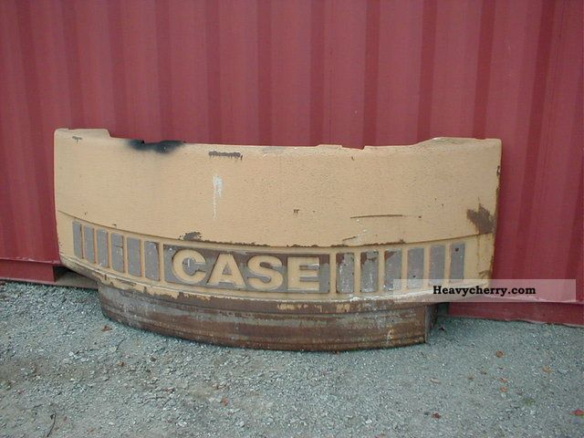 1992 Case  Rear weight Agricultural vehicle Other substructures photo