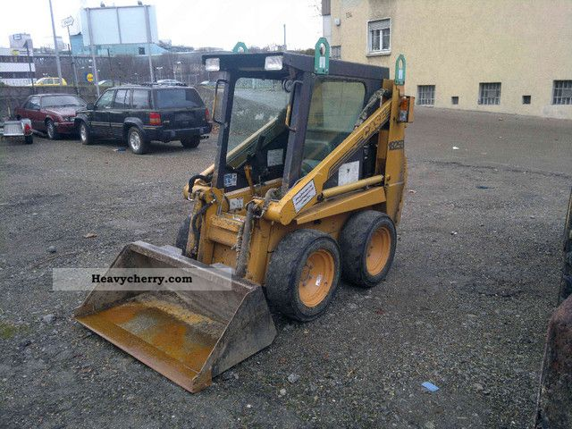 1998 Case  1825B Construction machine Wheeled loader photo