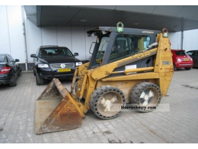 1998 Case  1840 Construction machine Wheeled loader photo