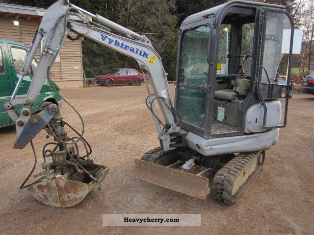 2007 Case  CX 18 B, C Low power grab bucket Construction machine Mini/Kompact-digger photo