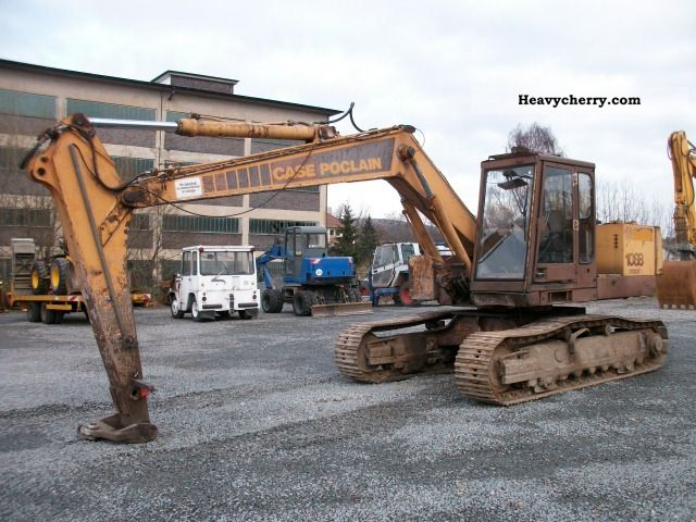 1993 Case  1088 MAXI Construction machine Dozer photo