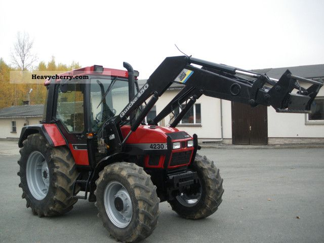 1995 Case  4230 A Agricultural vehicle Tractor photo