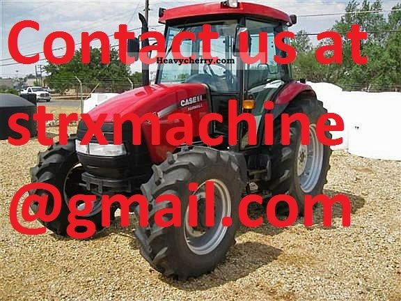 Case IH FARMALL 95 2009 Agricultural Tractor Photo and Specs