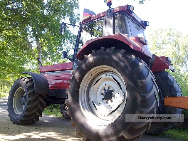 1988 Case  1455XL Agricultural vehicle Tractor photo