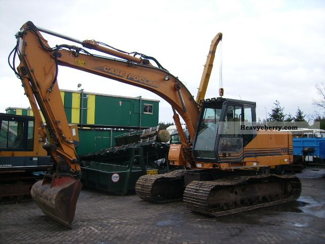 1998 Case  1188 LC Construction machine Caterpillar digger photo