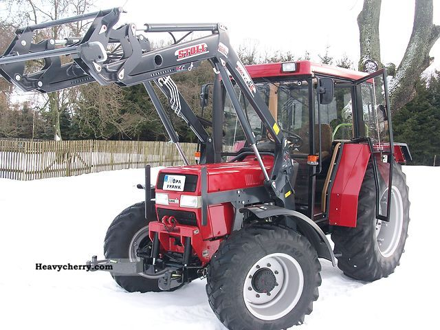 1993 Case  IH 940 Agricultural vehicle Farmyard tractor photo