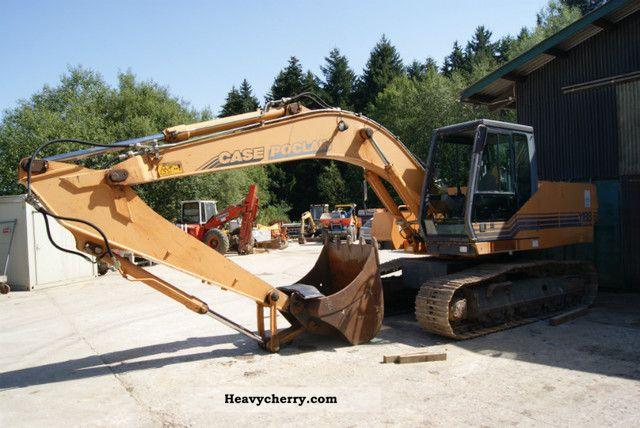 1997 Case  1188 Construction machine Caterpillar digger photo