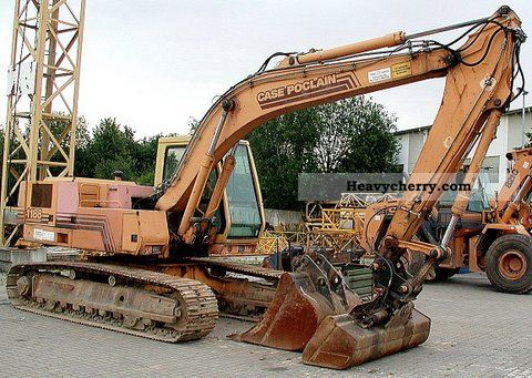 1994 Case  1188 LC Construction machine Caterpillar digger photo