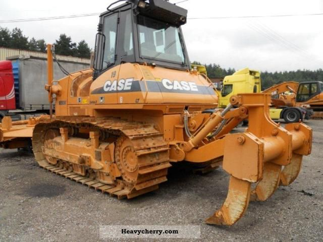 2008 Case  1865K LGP Construction machine Dozer photo