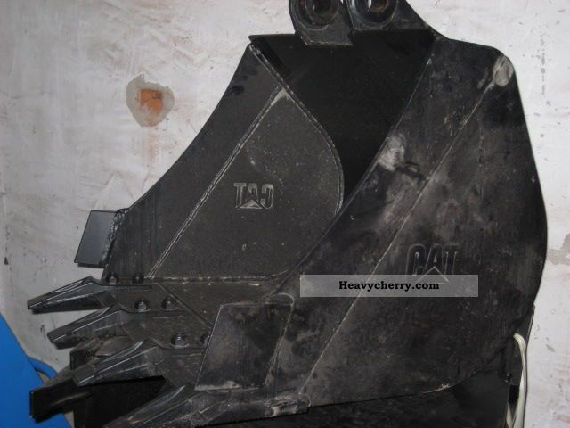 2011 CAT  Backhoe bucket width: 720 mm ** NEW ** Construction machine Other substructures photo