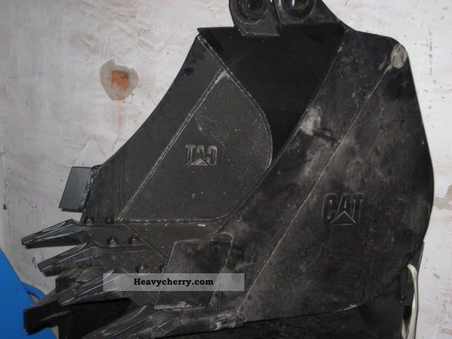 2011 CAT  Backhoe bucket width: 720 mm ** NEW ** Construction machine Construction Equipment photo
