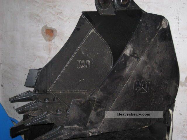 2011 CAT  Backhoe bucket width: 720 mm ** NEW ** Construction machine Caterpillar digger photo