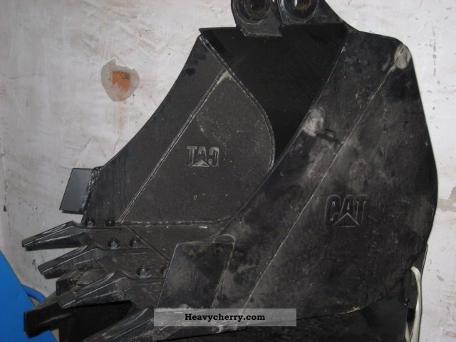 2011 CAT  Backhoe bucket width: 720 mm ** NEW ** Construction machine Combined Dredger Loader photo
