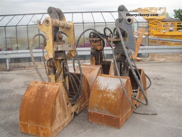 2006 CAT  CW20-40 Construction machine Other substructures photo