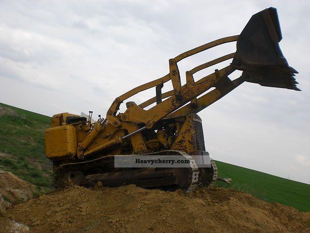 2011 CAT  Track Loader 933 Construction machine Dozer photo