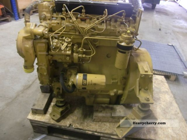 CAT 3054 AT engine like new 2011 Other construction vehicles Photo and Specs