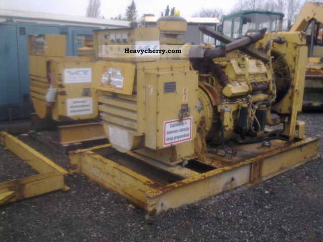 2011 CAT  250 KWA Construction machine Other construction vehicles photo