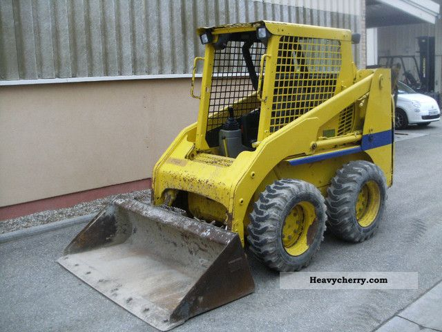Cat 226 Specs >> Cat 226 2000 Wheeled Loader Construction Equipment Photo And