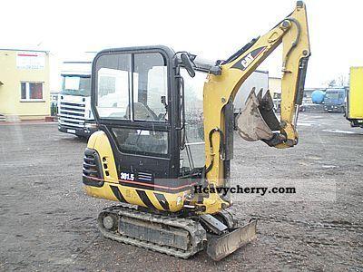 2005 CAT  301.5 Construction machine Mini/Kompact-digger photo