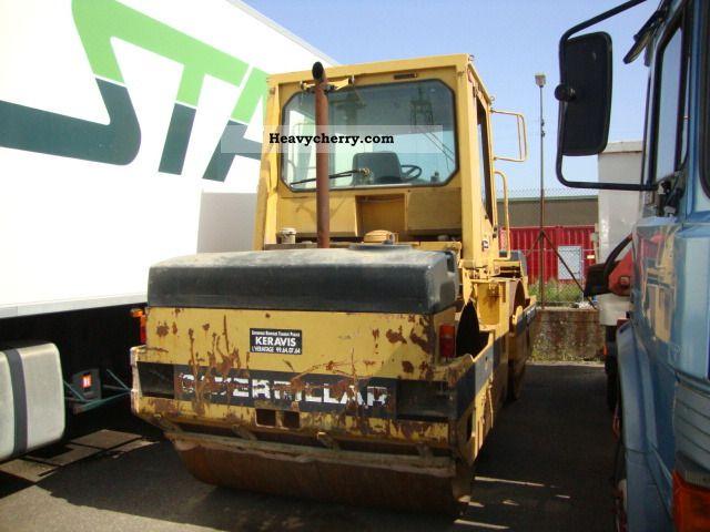1991 CAT  CB 534 Construction machine Rollers photo