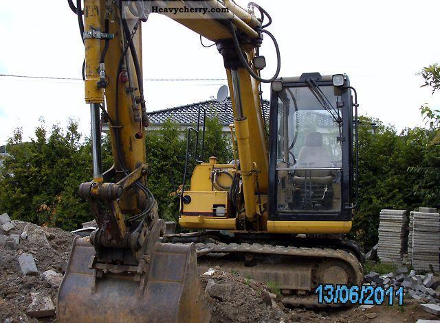 1997 CAT  307 Crawler Excavator 8.2t TOP Construction machine Caterpillar digger photo