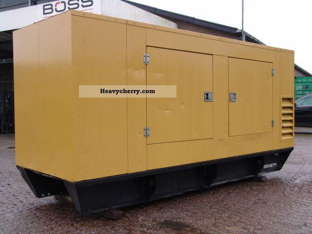 2003 CAT  OLYMPIAN 275 KVA Silent Generator Generator Construction machine Other construction vehicles photo