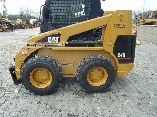 2003 CAT  246 Construction machine Other construction vehicles photo