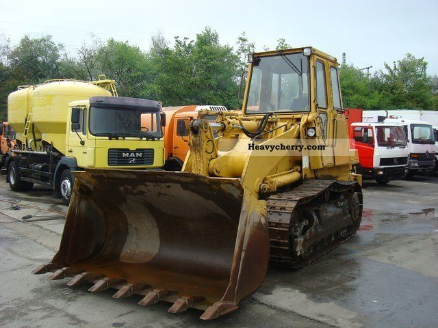 2011 CAT  Klima/3600 963 h / TOP CONDITION Construction machine Dozer photo