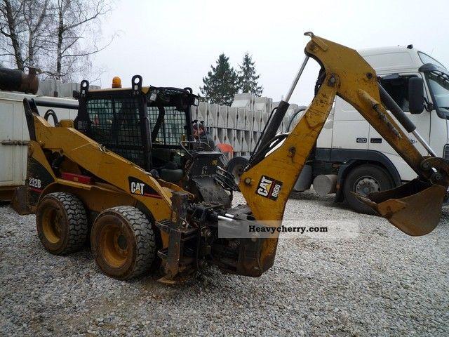 2005 CAT  Cat 232 excavator with a boom B Construction machine Mini/Kompact-digger photo