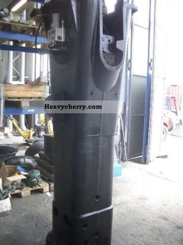 2011 CAT  Cat hydraulic hammer H180s Construction machine Other construction vehicles photo