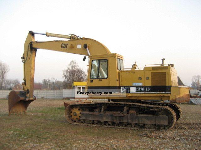 1994 CAT  231 DLC Construction machine Caterpillar digger photo