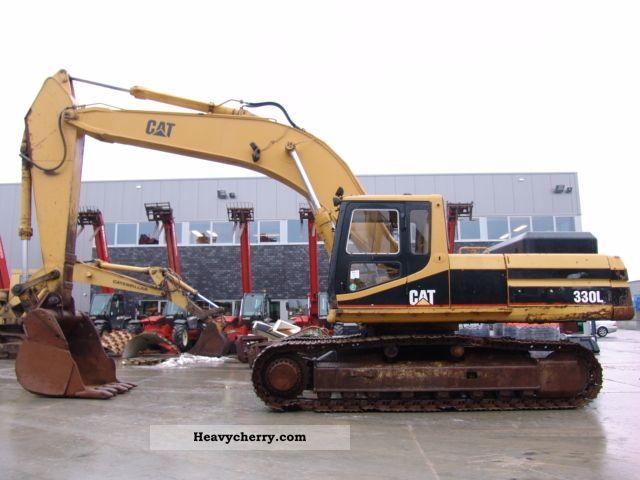 1992 CAT  330L Construction machine Caterpillar digger photo