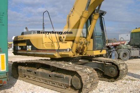 CAT 325 BLN 1998 Caterpillar digger Construction Equipment Photo and