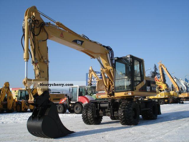 2000 CAT  M315 Construction machine Mobile digger photo