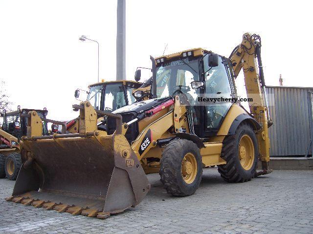 2007 CAT  432E Construction machine Other construction vehicles photo